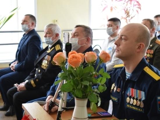 Ивановская военно-патриотическая школа отметила 55-летие