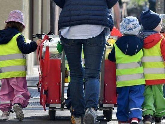 Германия: Преподаватели и воспитатели детсадов могут быть привиты раньше