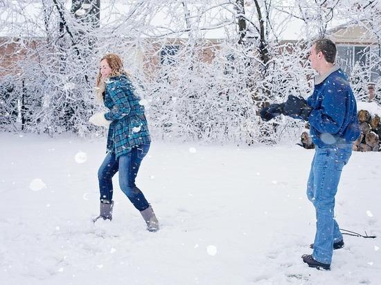 В Новосибирском зоопарке устроят битву снежками