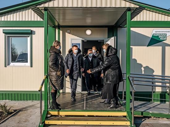 Власти Курской области вместо ФАПов по нацпроекту возводят бутафорские «Потемкинские деревни»
