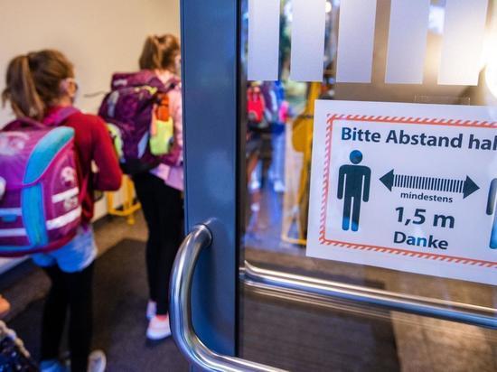 В Германии открылись школы — некоторые лишь на один день