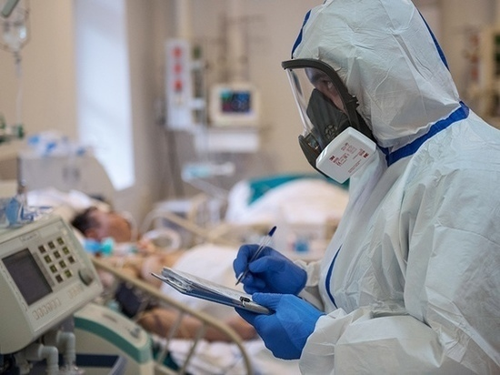 В Ростовской области 160 больных коронавирусом подключены к аппаратам ИВЛ