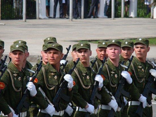 Портрет современного защитника Отечества составили аналитики Новосибирска