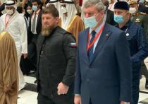 За появление в кадре с Кадыровым украинскому вице-премьеру предрекли отставку