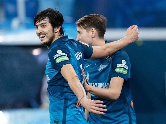 Форвард «Зенита» Азмун стал главной трансферной целью «Севильи»