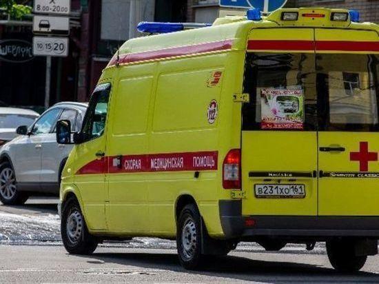 Жительница Ростова разбилась насмерть, выпав из окна