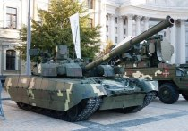 Украинская контрразведка заявила о попытках России украсть чертежи «секретного» танка Т-84БМ («Оплот»)