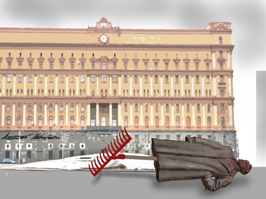 Памятник Дзержинскому или Невскому должен стоять в центре Москвы