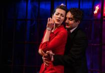 «Танго между строк» — так называется спектакль, который сыграли в арт-кафе Вахтанговского театра
