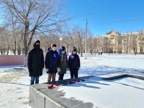 Волгоградцы присоединились к федеральной акции «Защитим память героев»