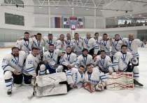 Хоккейный клуб из Донецка победил в международном турнире