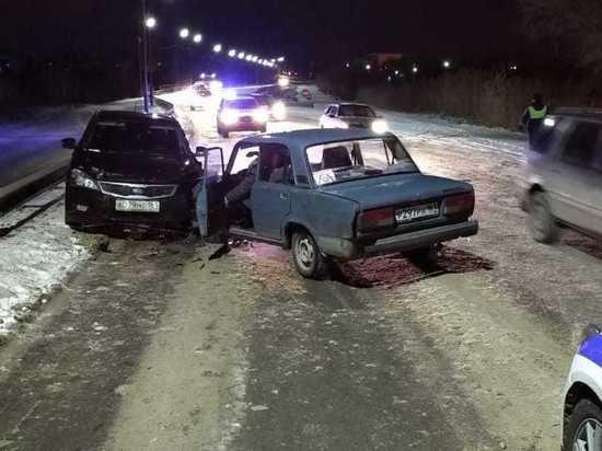 В Ростовской области двое детей пострадали в ДТП