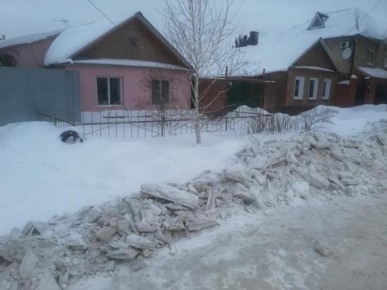 Кто в Оренбурге отвечает за чистоту улиц