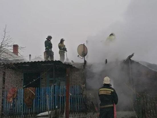 В Хакасии горели две иномарки, одну из них кто-то поджёг