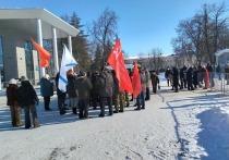 Ярославских коммунистов не стали арестовывать на митинге 23 февраля