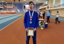 Легкоатлет из Хакасии завоевал несколько медалей на всероссийских соревнованиях