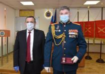 Глава Марий Эл поздравил военнослужащих ракетной дивизии