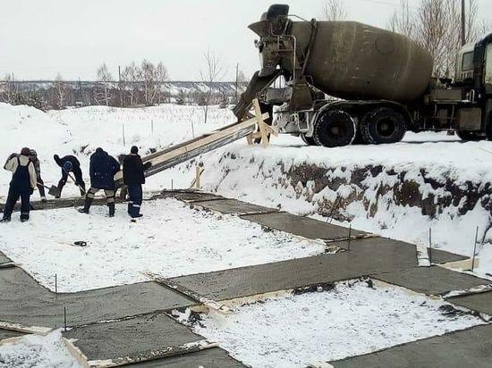 """В Кузбассе начали строить храм в память о жертвах пожара в """"Зимней вишне"""""""