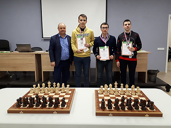 Названы победители чемпионата Калужской области по шахматам