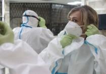 За минувшие сутки в России зарегистрировано 11 749 новых случаев COVID-19