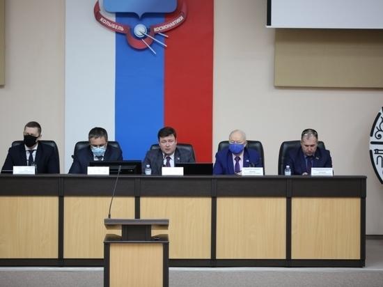 В Калуге состоялось заседание Городской Думы