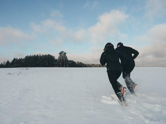 В арт-парке под Калугой пройдет зимний трейловый забег