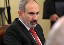 Правительство Армении обвинило в своем поражении в Карабахе российскую военную технику и вооружение