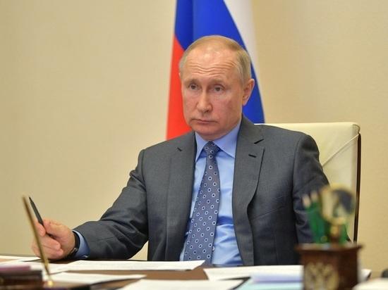 Путин заявил о готовящихся против РФ провокациях в связи с COVID