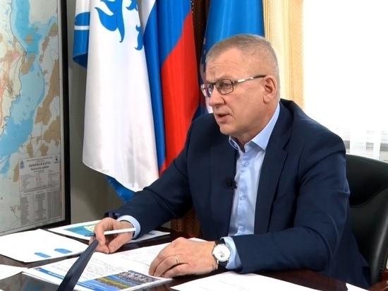 Глава Ямальского района Андрей Кугаевский 24 февраля вышел в прямой эфир, трансляция шла в группе «Мой Ямальский район» во «ВКонтакте»