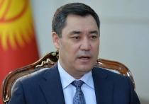 В Россию с первым официальным зарубежным визитом 24 февраля прибыл глава Киргизии Садыр Жапаров