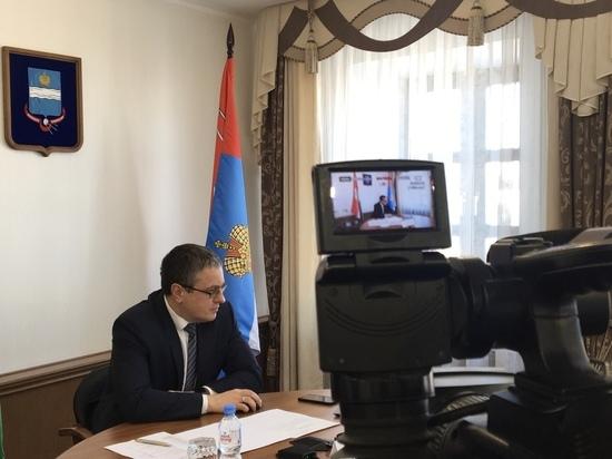 Денисов распорядился оперативно реагировать на обращения калужан