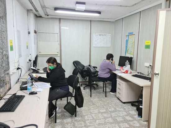 """Муниципалитет Бат-Яма и """"Маккаби"""" помогают вакцинации пожилых"""