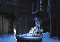 Премьера мюзикла Александра Журбина «Куртизанка» на либретто Владислава Старчевского и Сергея Плотова состоялась в театре «Московская оперетта»