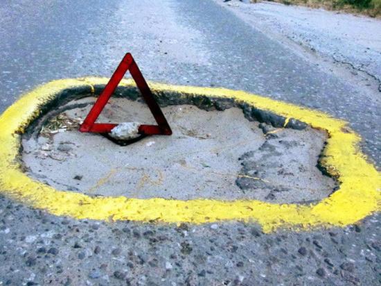 УМВД: в Ярославле из-за плохого состояния дорог произошло 287 ДТП