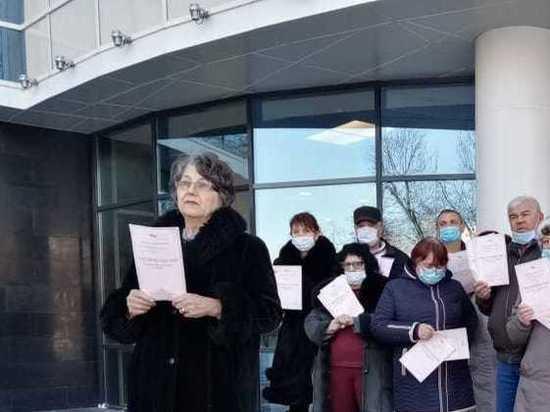 Пайщики Новороссийска 17 лет пытаются добиться справедливости в суде