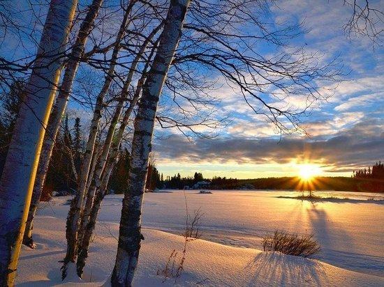 Кузбасские синоптики прогнозируют потепление до +1 градуса после -37
