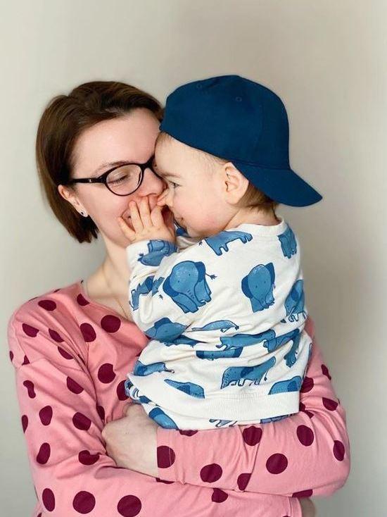 Молодая жена Евгения Петросяна показала подросшего сына