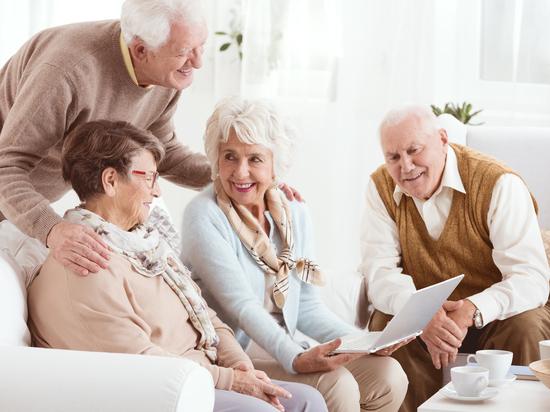 Россияне захотели получать корпоративную пенсию