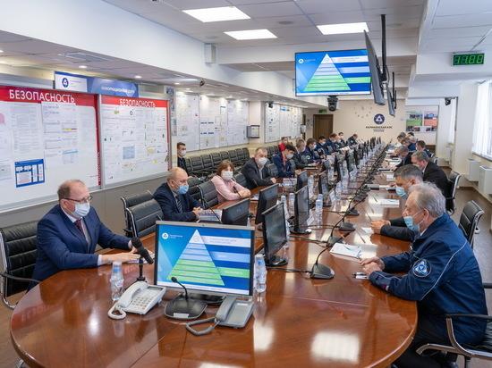 Ростехнадзор оценит радиационную безопасность Калининской АЭС