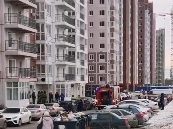 В Ростове-на-Дону сгорела аптека