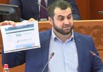 Дагестанские депутаты бегут из парламента