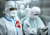 За минувшие сутки в столице зарегистрированы 1 406 новых случаев заражения COVID-19