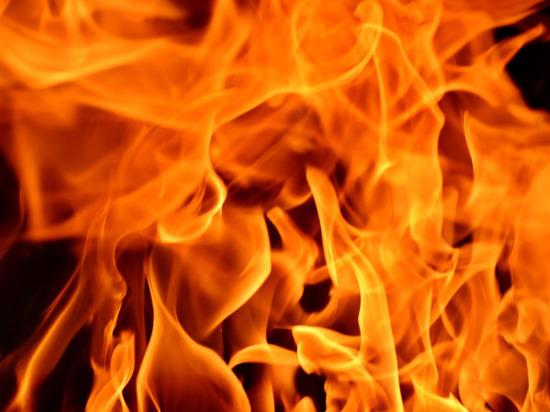 Пожар в Енакиево унес жизнь мужчины