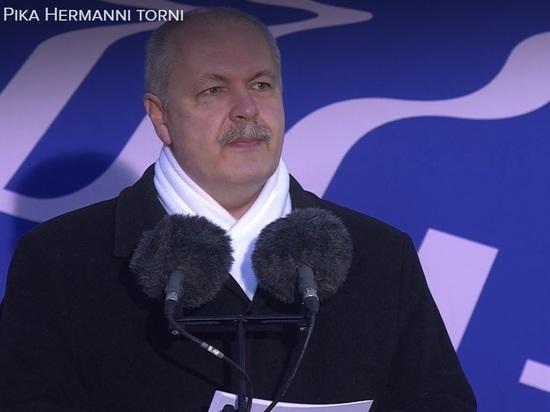 Эстонский политик заявил об «оккупации» Россией Печор