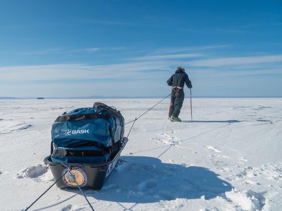 Путешественник Максим Харченко отправляется в зимнюю экспедицию по следам Невельского