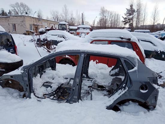 Гости из других регионов угоняли машины в Тверской области
