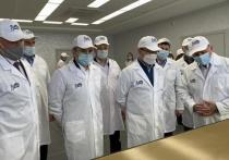 Владимир Якушев и Александр Моор побывали с рабочим визитом в Голышманово