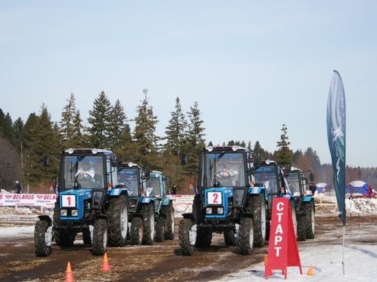 К Международному тракторному биатлону готовятся в Удмуртии