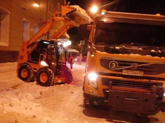 Власти Калуги озвучили главные проблемы по уборке города от снега