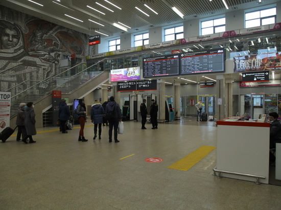 С 4 апреля будет курсировать поезд Нижний Новгород - Кисловодск